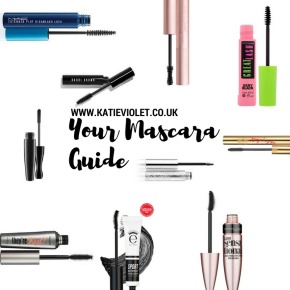 Your Guide To The Best Mascaras